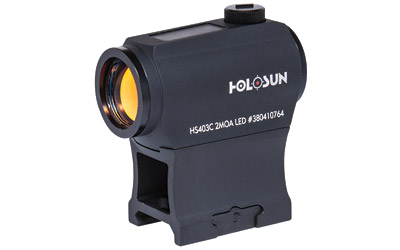 HOLOSUN 2MOA RED DOT SOLAR - for sale