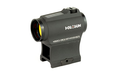 HOLOSUN DUAL RETICLES SOLAR SHROUD - for sale