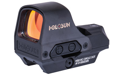 HOLOSUN OPEN REFLEX DUAL RETICLE QR - for sale