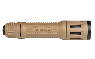 INFORCE TFX WHITE LED C/M/S FDE - for sale