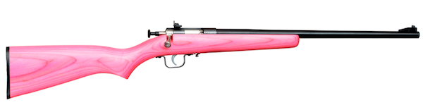CRICKETT 22LR PINK LAM BL BRL - for sale
