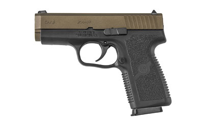 "KAHR CW9 9MM 3.6"" BRONZE POLY 7RD - for sale"