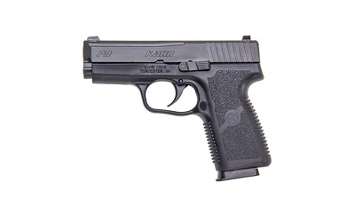 "KAHR P9 9MM 3.56"" BLK POLY NS 7RD - for sale"