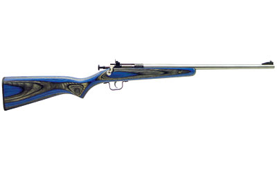 KSA CRICKETT G2 22LR BLUE LAM ST BBL - for sale