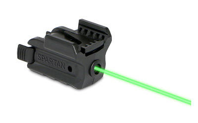 LASERMAX SPARTAN RAIL MNTD LSR GRN - for sale