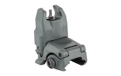 MAGPUL MBUS FRNT FLIP SGHT GEN 2 GRY - for sale