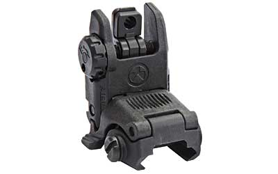 MAGPUL MBUS REAR FLIP SGHT GEN 2 BLK - for sale