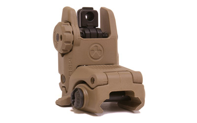 MAGPUL MBUS REAR FLIP SGHT GEN 2 FDE - for sale