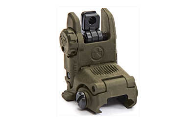 MAGPUL MBUS REAR FLIP SGHT GEN 2 OD - for sale