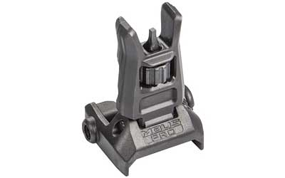 MAGPUL MBUS PRO FRNT FLIP SIGHT BLK - for sale