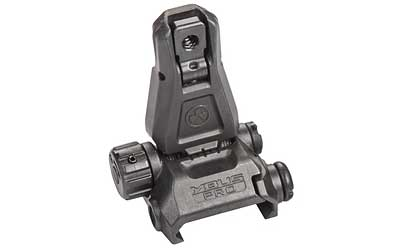 MAGPUL MBUS PRO REAR FLIP SIGHT BLK - for sale