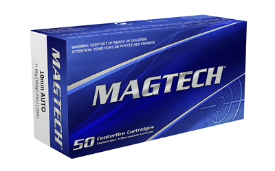 MAGTECH 10MM 180GR FMJ 50/1000 - for sale