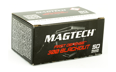 MAGTECH 300BLK 123GR FMJ 50/1000 - for sale