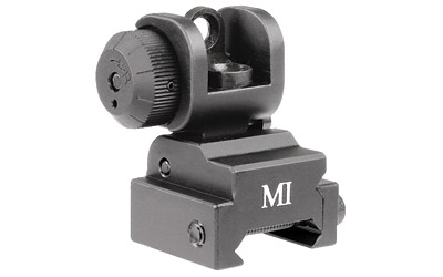 MIDWEST REAR FLIP UP SIGHT AR SERIES - for sale