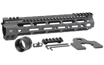 midwest industries - Combat Rail M-Lok - Black