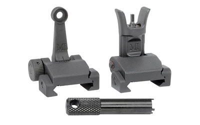 MIDWEST COMBAT RIFLE FRNT/REAR SIGHT - for sale