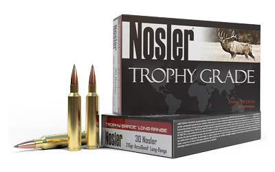 NOSLER 30NOS 210GR ABLR 20/200 - for sale
