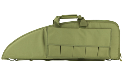 "NCSTAR VISM GUN CASE 36""X13"" GRN - for sale"