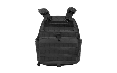 NCSTAR PLATE CARRIER MED-2XL BLK - for sale