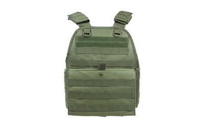 NCSTAR PLATE CARRIER MED-2XL GRN - for sale