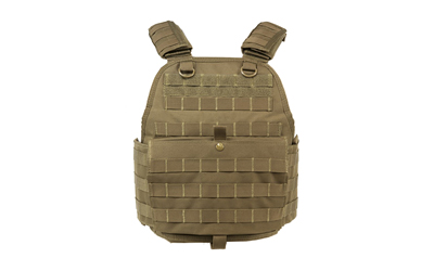 NCSTAR PLATE CARRIER MED-2XL TAN - for sale