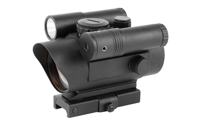 NCSTAR RED DOT SIGHT GRN LSR/LIGHT - for sale