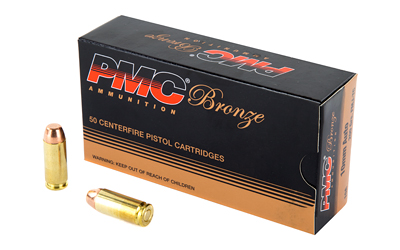 PMC BRNZ 10MM 200GR FMJ 50/1000 - for sale