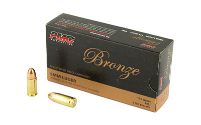 PMC - Bronze - 9mm Luger for sale
