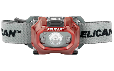 PELICAN 2760C HEAD LIGHT RED LED - for sale