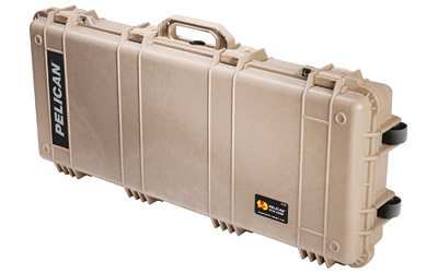 PELICAN 1700 PROTECTOR LONG CASE TAN - for sale