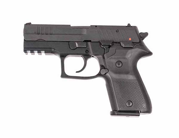 FIME AREX REX ZERO 1CP 9MM 15RD BLK - for sale