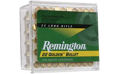 REM HV 22LR 40GR RN 100PK - for sale