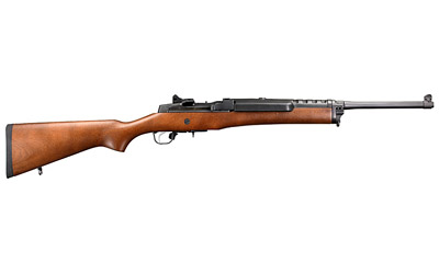 "RUGER MINI-14 RNCH 5.56 18.5"" BL 5RD - for sale"