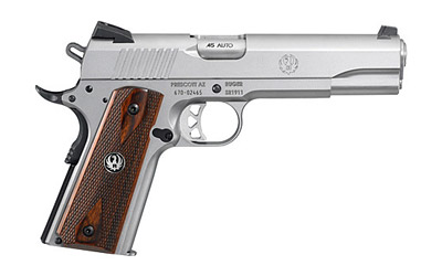 "RUGER SR1911 45ACP 5"" STS 8RD - for sale"