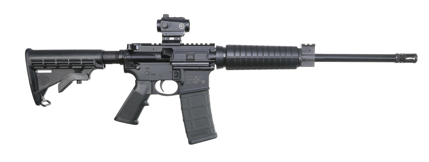 S&W M&P15 SPTII 556N OR 30RD BLK - for sale