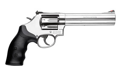 Smith & Wesson - 686 Plus - .357 Mag - Stainless