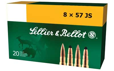 S&B 8X57 JS SPCE 196GR 20/400 - for sale