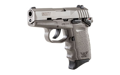 "SCCY CPX-1 9MM 10RD 3.1"" SATIN/GRAY - for sale"