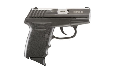 "SCCY CPX-3 380ACP 10RD 3.1"" BLK - for sale"