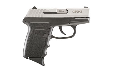 "SCCY CPX-3 380ACP 10RD 3.1"" 2TONE - for sale"