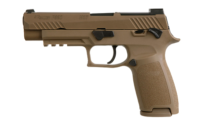 "SIG P320F M17 MS 4.7"" 9MM 17RD COY - for sale"