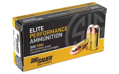 Sig Sauer - Elite Ball - 10mm Auto for sale