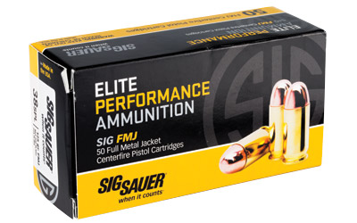 Sig Sauer - Elite Ball - .38 Special for sale