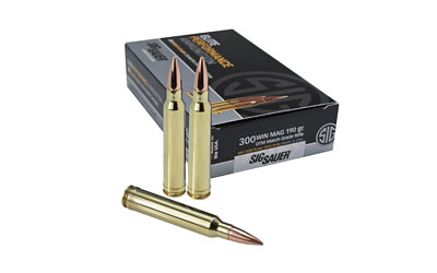 Sig Sauer - Match Grade - 300 Winchester Magnum for sale