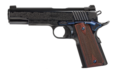 "STD MANF 1911 45ACP 5"" BLUE W/#1 ENG - for sale"