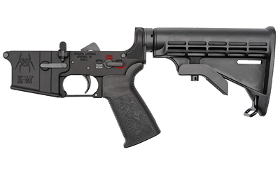 SPIKE'S COMPLETE LOWER M4 STK(COLOR) - for sale