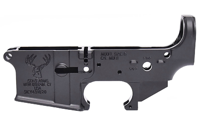 STAG STRIPPED 5.56 LOWER RECEIVER - for sale