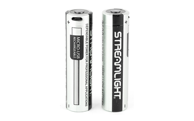 STRMLGHT 18650 BATTERY USB 2PK - for sale