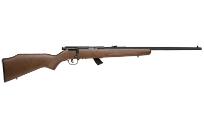 "SAV MARK II G 22LR 21"" 10RD WOOD/BL - for sale"