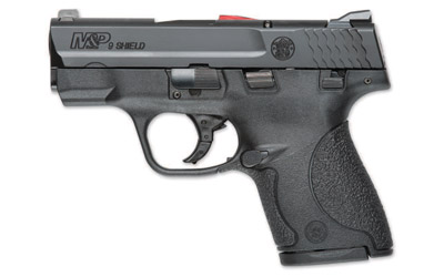 "S&W SHIELD 9MM 3.1"" BLK 7&8RD CA - for sale"